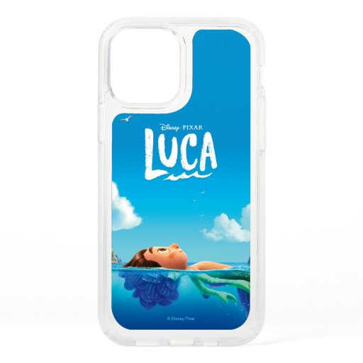 Luca | Human & Sea Monster Luca Theatrical Poster Speck iPhone 12 Case