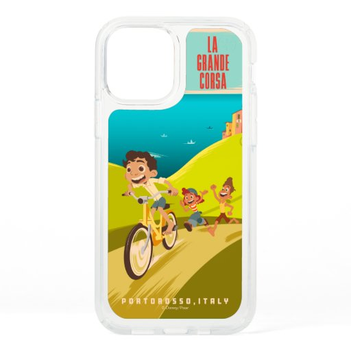 Luca | La Grande Corsa Illustration Speck iPhone 12 Case