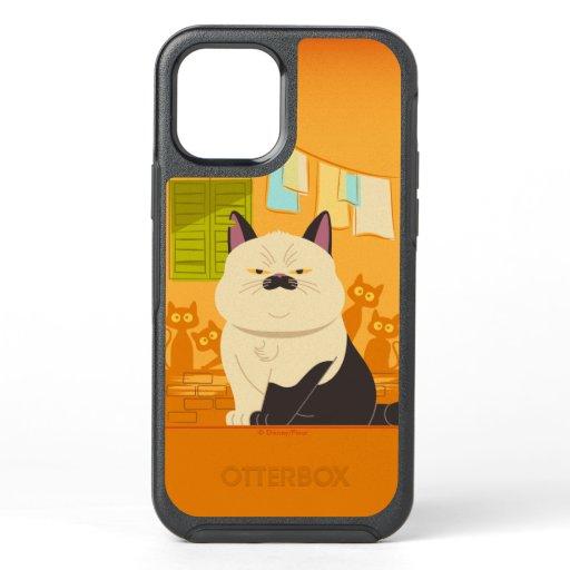 Luca | Machiavelli Cat Illustration OtterBox Symmetry iPhone 12 Case