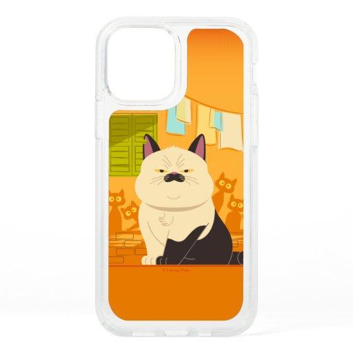 Luca | Machiavelli Cat Illustration Speck iPhone 12 Case