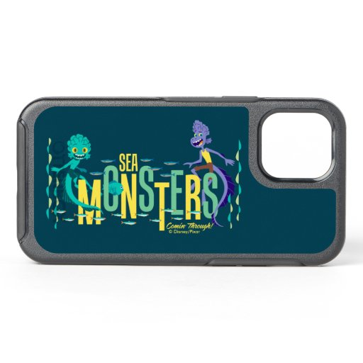 Luca | Sea Monsters Comin' Through! OtterBox Symmetry iPhone 12 Case