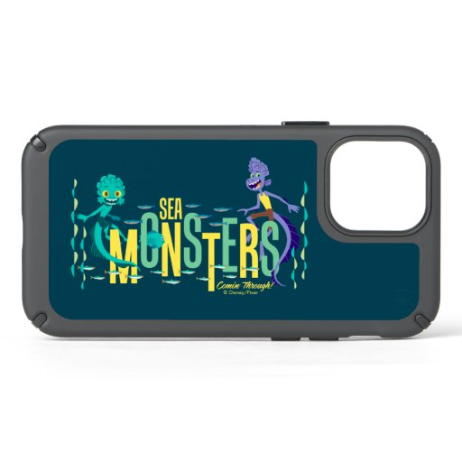 Luca | Sea Monsters Comin' Through! Speck iPhone 12 Case