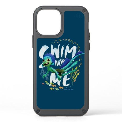 Luca | Swim With Me Speck iPhone 12 Case