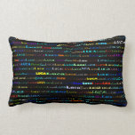Luca Text Design I Lumbar Pillow