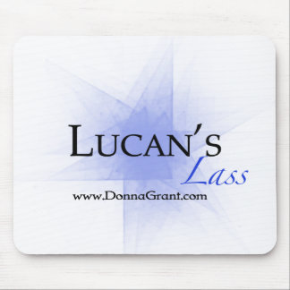 Lucan Mouse Pad