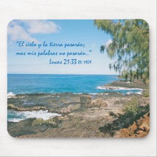 Lucas 21:33 horizontal mouse pad