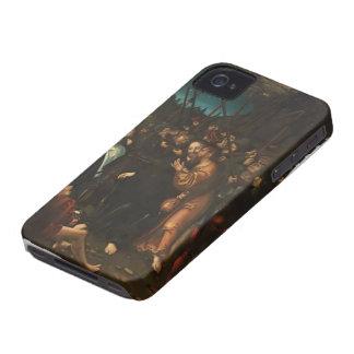 Lucas Cranach the Elder- Arrest of Christ iPhone 4 Covers