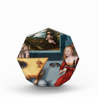 Lucas Cranach the Elder- Melancholy Acrylic Award
