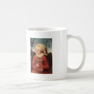 Lucas Cranach the Elder- Portrait of Frau Reuss Mug