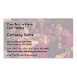 Lucas Cranach the Elder- The Last Supper Double-Sided Standard Business Cards (Pack Of 100)