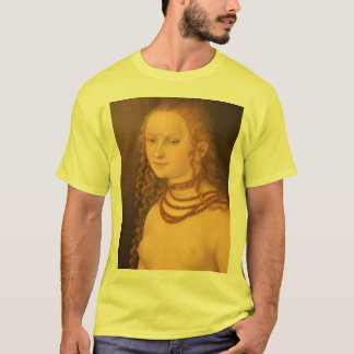 Lucas Cranach - Venus in Berlin T-Shirt