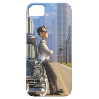 Luca's Day Off iPhone SE/5/5s Case