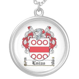 Lucas Family Crest Pendant