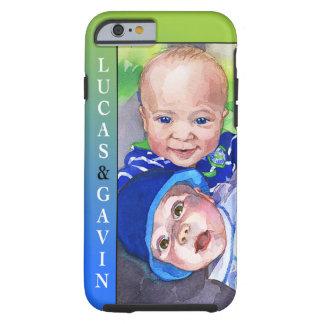 'Lucas&Gavin Funda Resistente iPhone 6