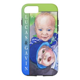 'Lucas&Gavin' iPhone 8/7 Case