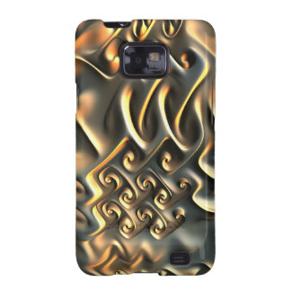 Luca's gold Case-Mate Case Galaxy SII Covers