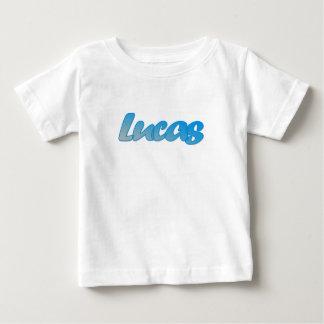Lucas short sleeve apparel baby T-Shirt