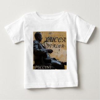 Lucca Italia Puccini.jpg Baby T-Shirt