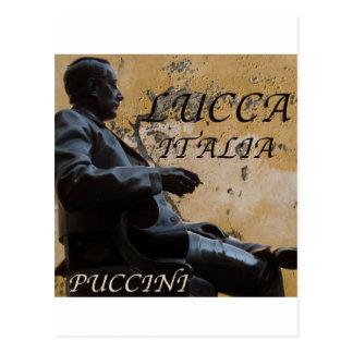 Lucca Italia Puccini.jpg Postcard