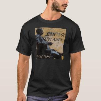 Lucca Italia Puccini.jpg T-Shirt