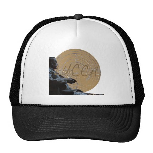 Lucca_Puccini_Italy_Tuscany Mesh Hat
