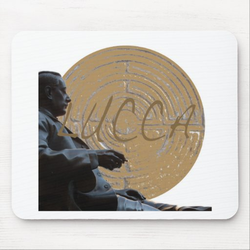 Lucca_Puccini_Italy_Tuscany Mousepad