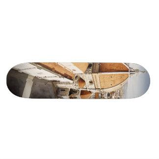 """Luce di Firenze"" The Duomo Italy Watercolor Skateboard"