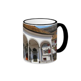 Lucerne, old chapel in alterstadt coffee mugs