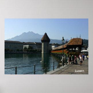 Lucerne Poster