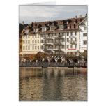 Lucerne Switzerland Card