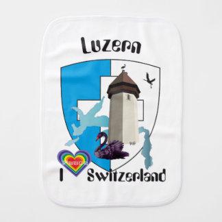 Lucerne Switzerland Switzerland spitting cloth