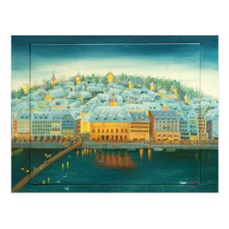 Lucernenis 2001 postcard
