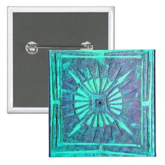 LUCERO DEL ALBA, verde azul de Turquase, trullo Pins