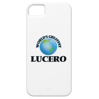Lucero más grande del mundo iPhone 5 protector