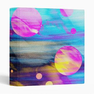 ¡Luces abstractas del disco!