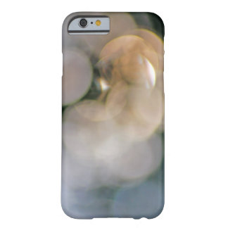 Luces borrosas extracto funda para iPhone 6 barely there