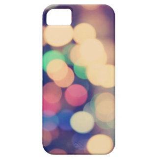 Luces borrosas funda para iPhone SE/5/5s