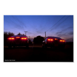 Luces brillantes 300zx posters