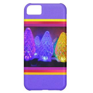 Luces coloreadas LED Carcasa Para iPhone 5C