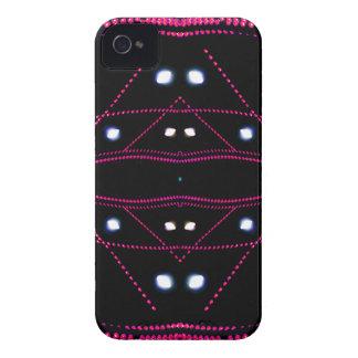 Luces corrientes - futurismo urbano de vida iPhone 4 protectores