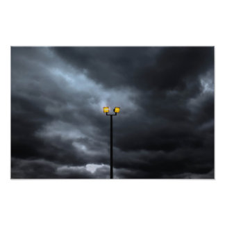 Luces de calle cojinete