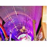 Luces de calle de Freemont Fotoescultura Vertical