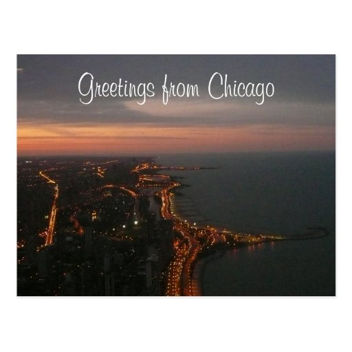luces de Chicago Postal