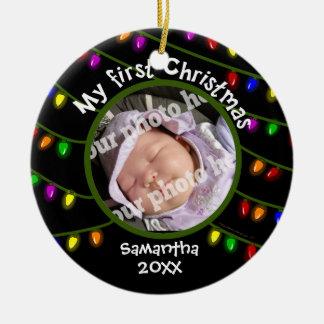Luces de encargo de Navidad de la diversión de la Ornamentos Para Reyes Magos