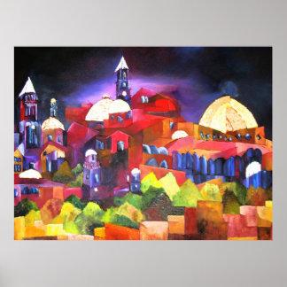 Luces de Jerusalén Póster