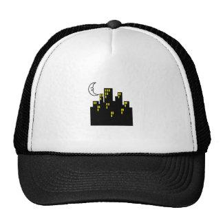 Luces de la ciudad gorra