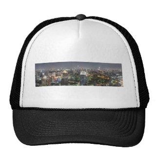 Luces de la ciudad gorras