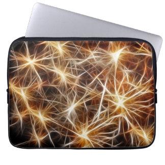 luces de la estrella fundas computadoras