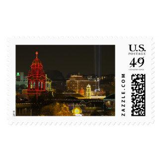Luces de la plaza de Kansas City Envio