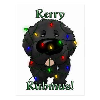 Luces de navidad de Terranova Tarjetas Postales